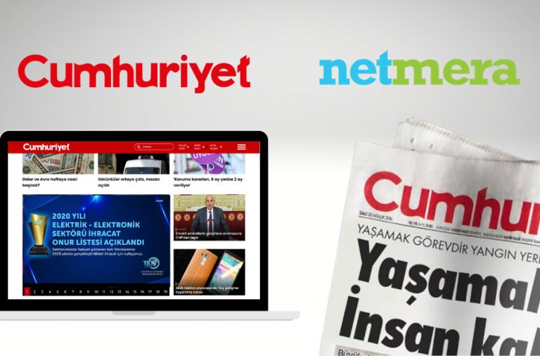 İnomera, Cumhuriyet Gazetesi Web Push Projesi
